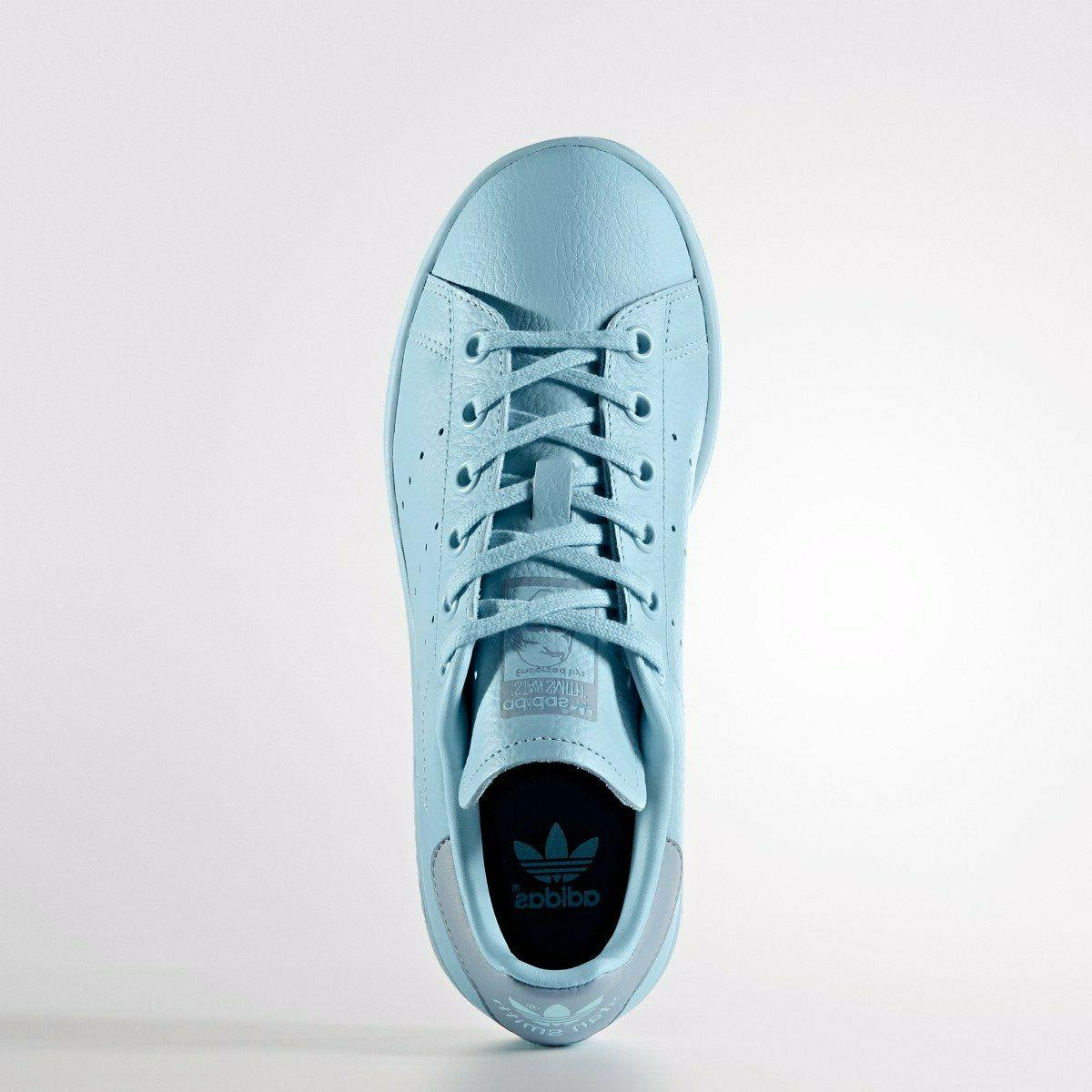 *NEW* Youth STAN SHOES Ice Blue 3.5 7.0