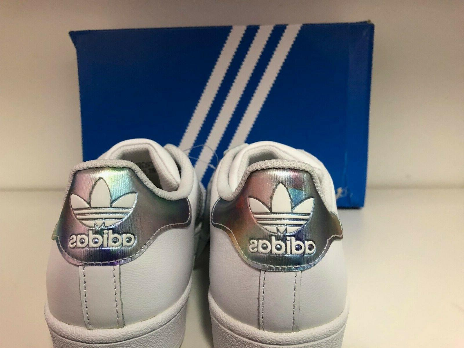 Adidas Shell Toe Kids Size Shoes CQ0747