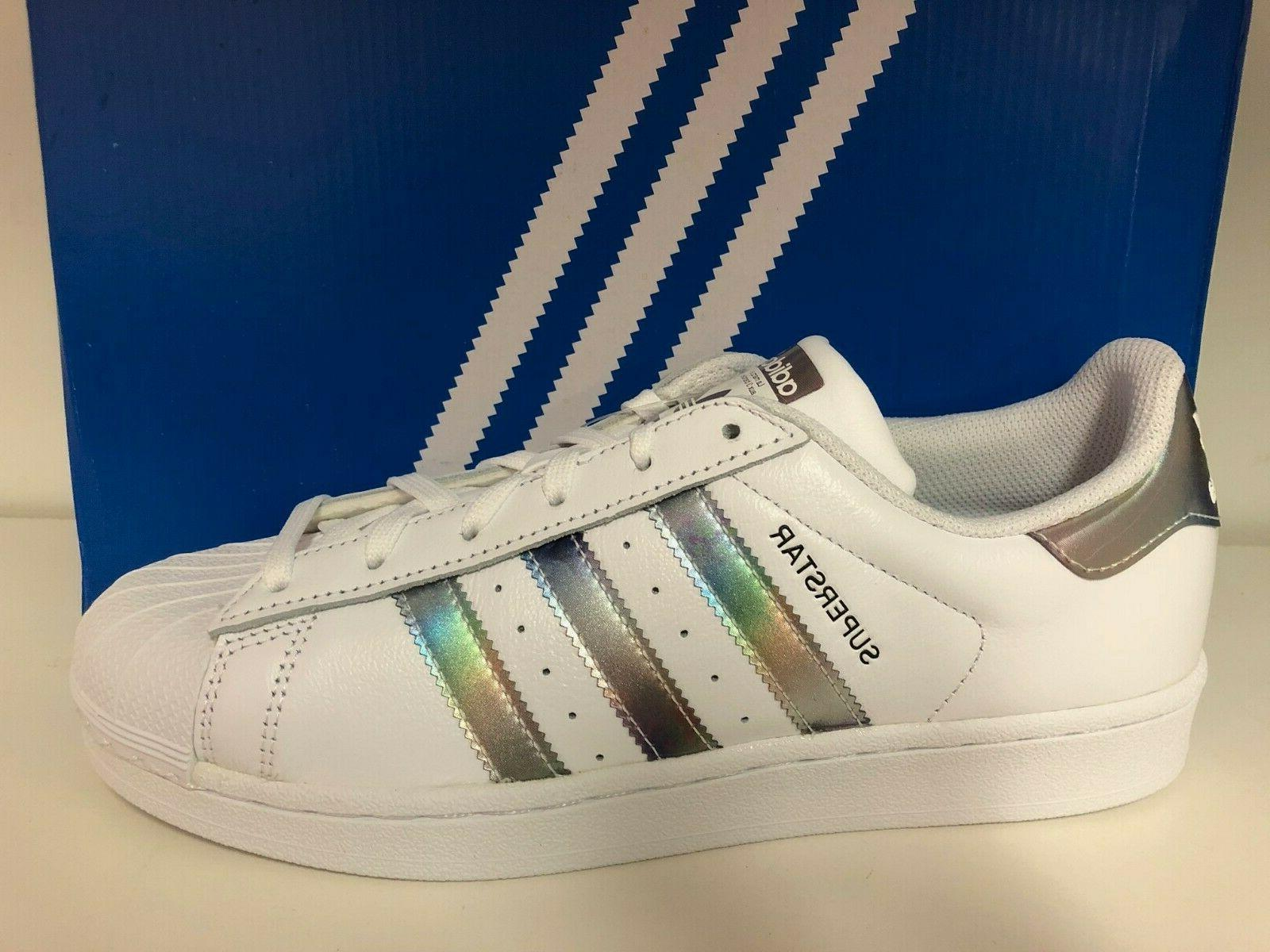 Adidas Originals Superstar J Shell Size Shoes