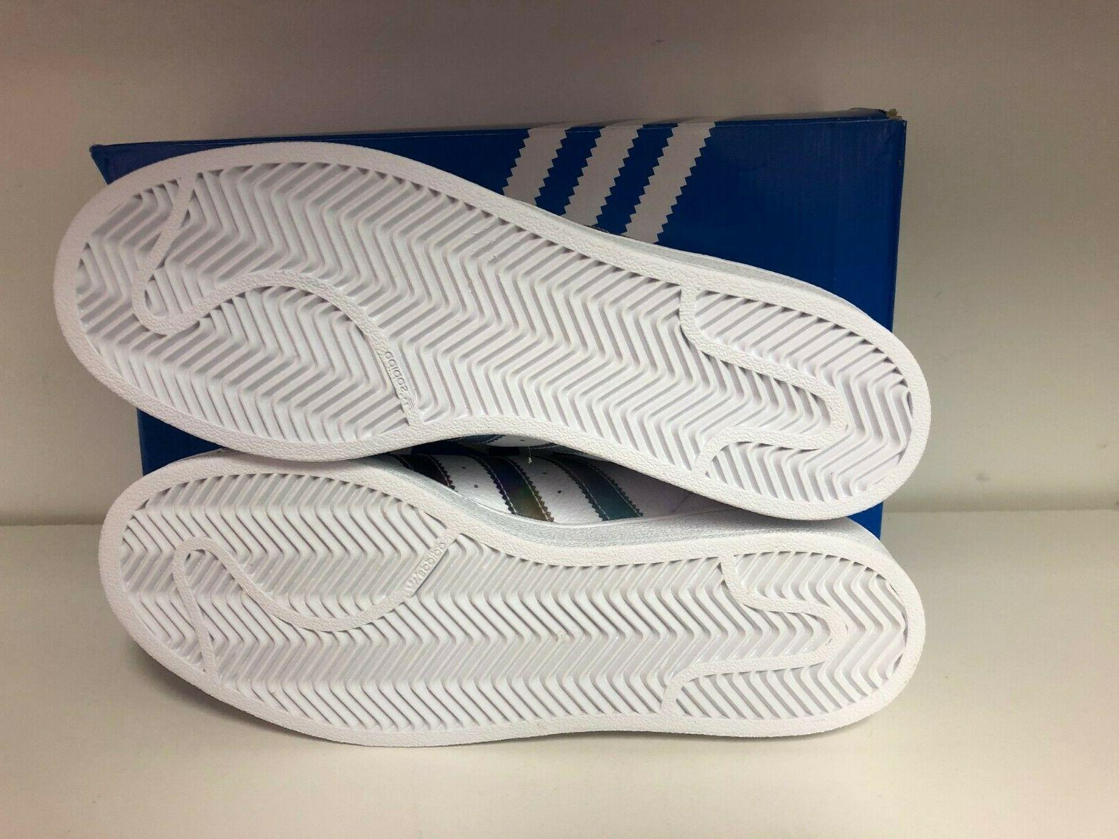 Adidas Shell Toe Kids Size Shoes