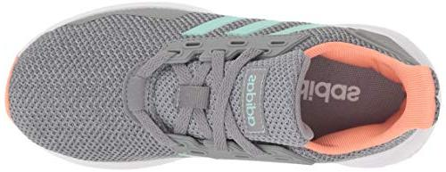 adidas Performance Unisex-Kids 9 Running Heather/Clear US