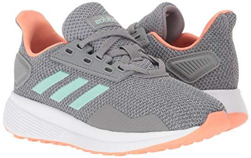 adidas Performance 9 Heather/Clear Mint/Granite, US Kid
