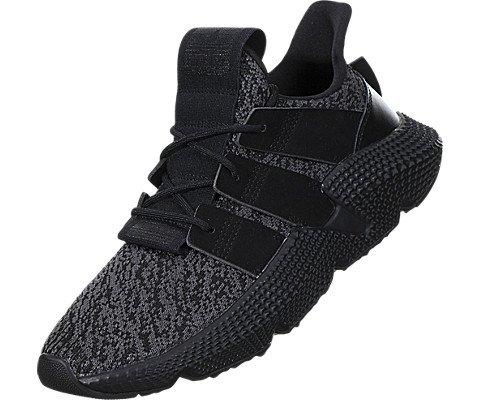 adidas Originals Black/Black/Black, 6 M Big