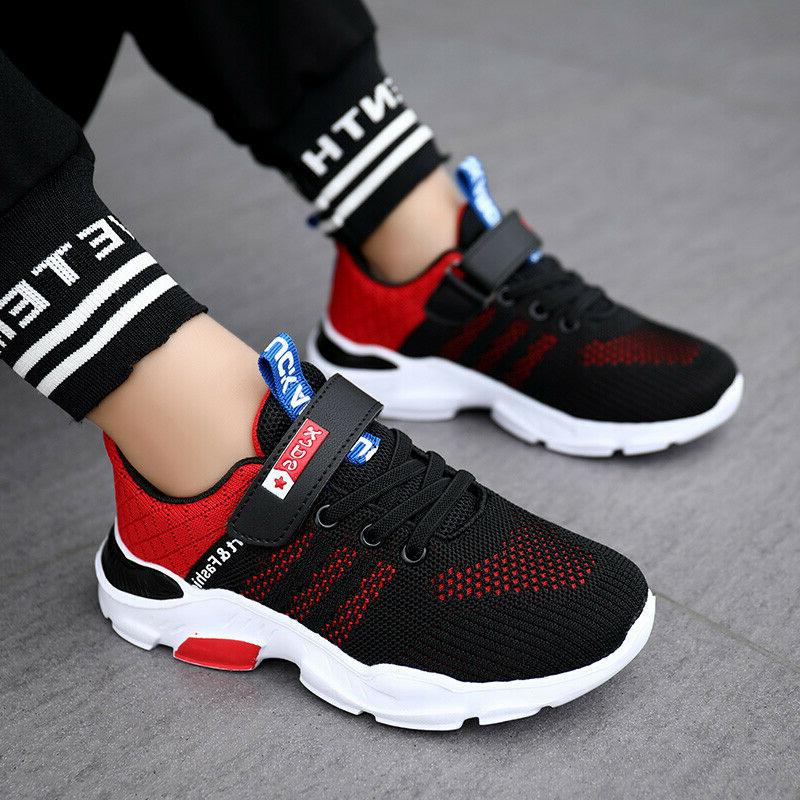 Running Shoes Boys Ultra Breathable