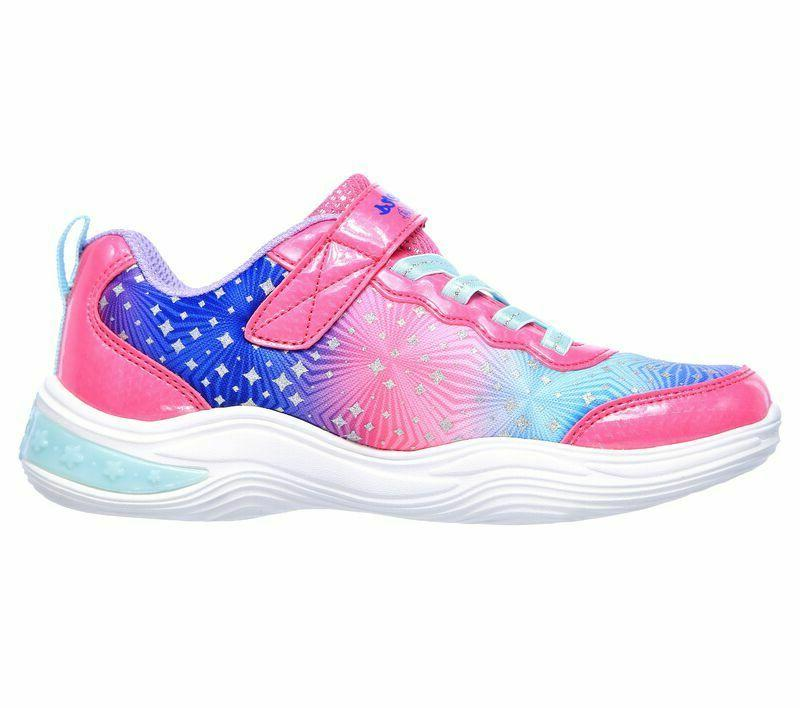 Skechers Lights Power Petals Youth Shoes