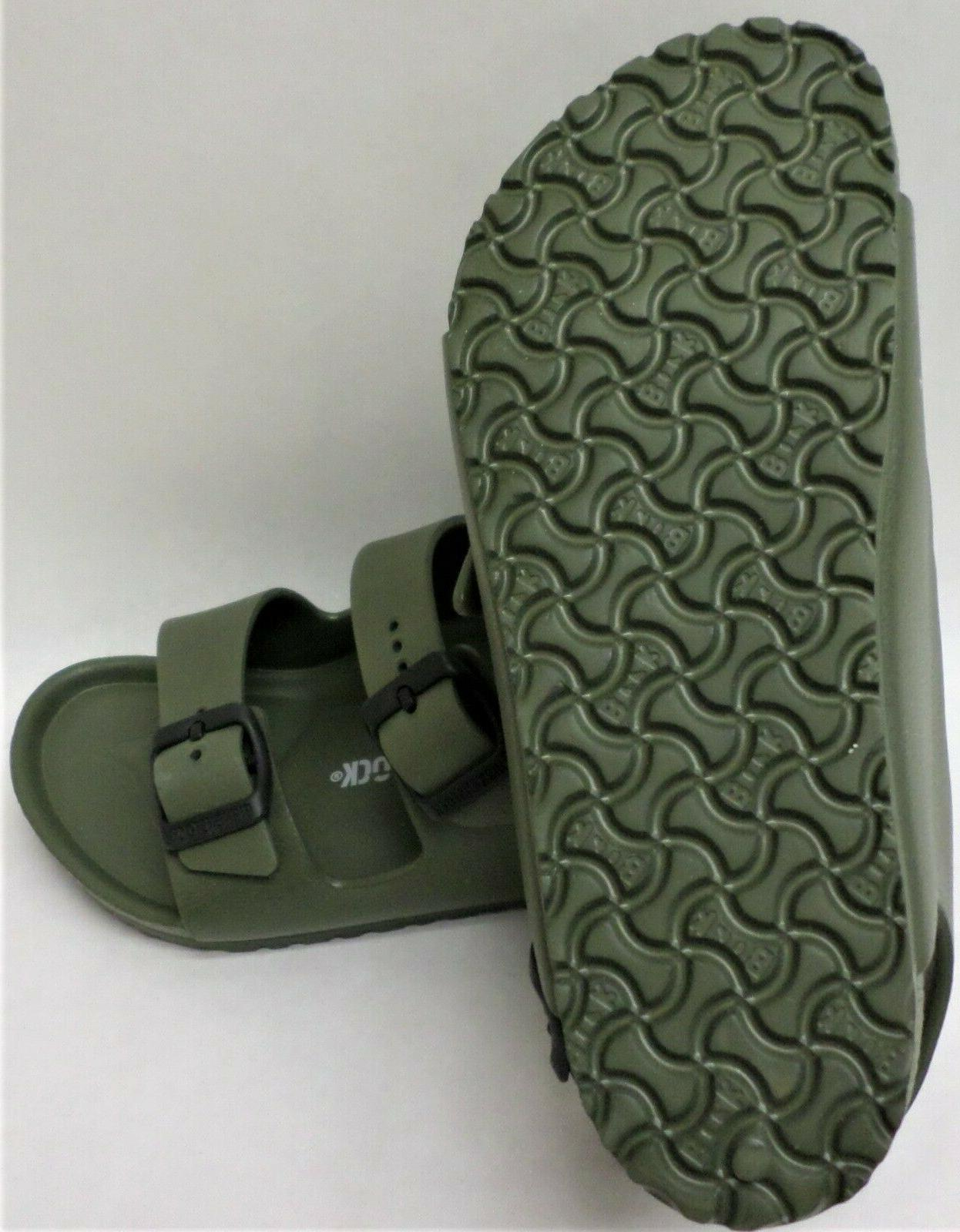 Birkenstock Sandals Kids Fit Khaki Flip Size