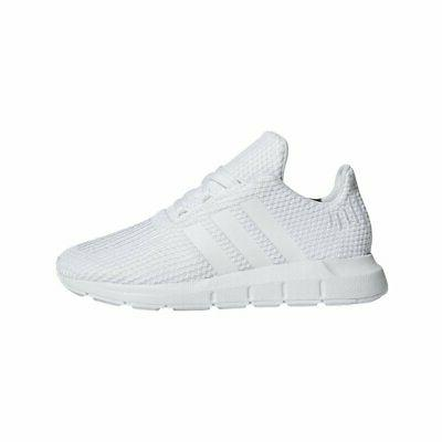 shoes swift run c white kids