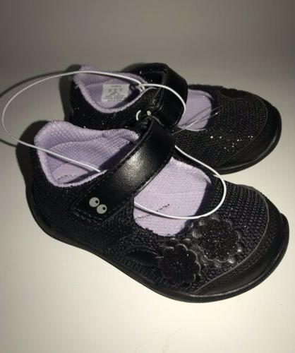 Surprize Black Children Kids Footwear
