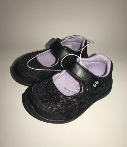 size 4 girls shoes surprize by black