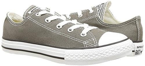 Star Sneaker, Charcoal, 13 US