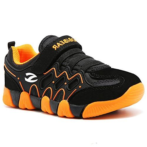 strap athletic sneakers running