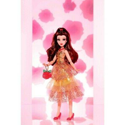 Disney Princess Belle with and Shoes Kid Gift