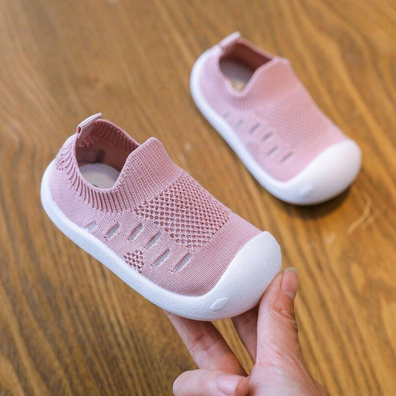 Toddler Kids Baby Girls Casual Color Shoes