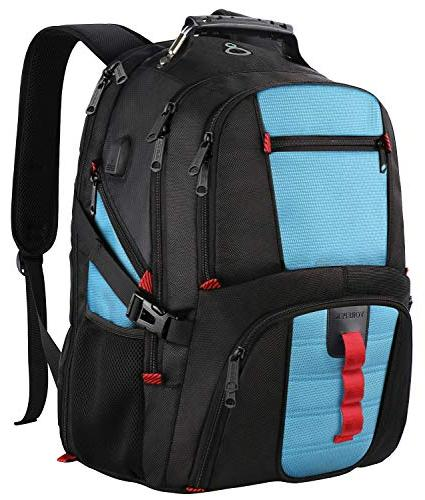 TSA Capacity Travel with Organizer Hole for Repellent Big Casual