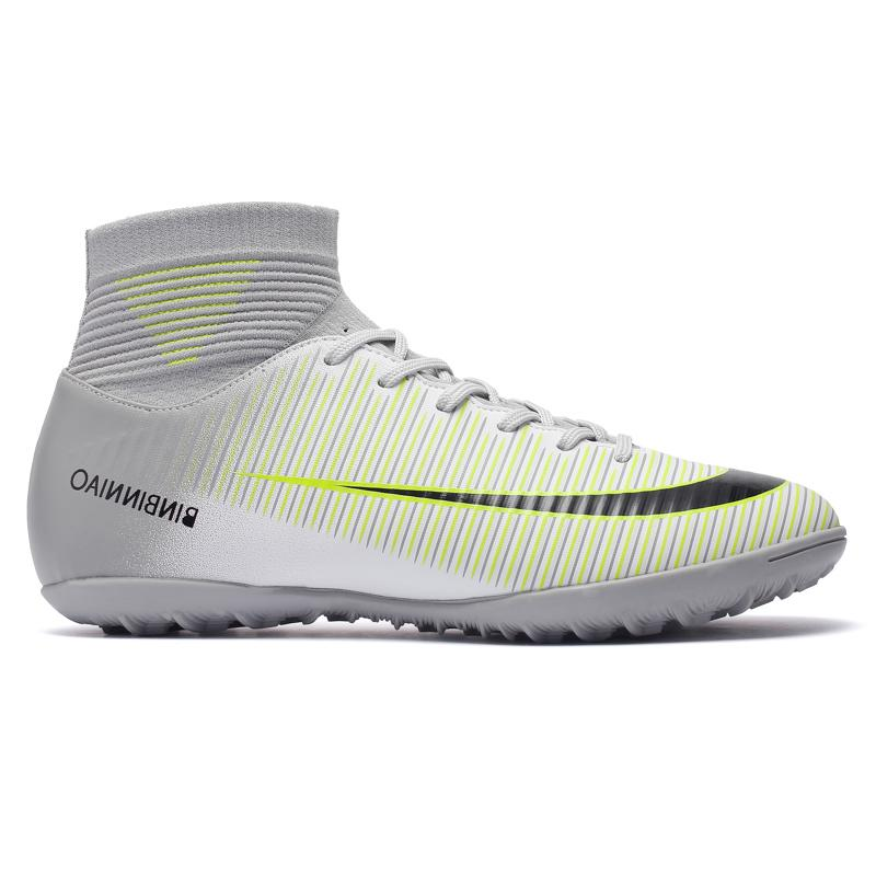 ZHENZU Turf Soccer Training Ankle Sneakers 35-45 Dropshipping