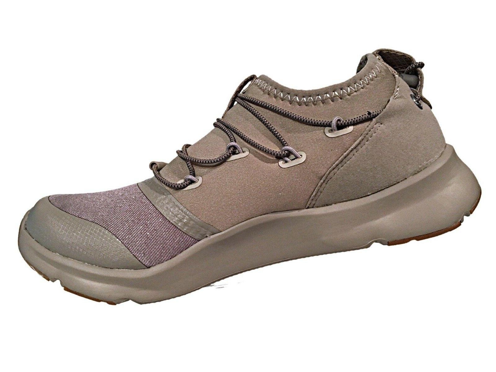 Under 2 Kids Laceless Running Shoes Brown