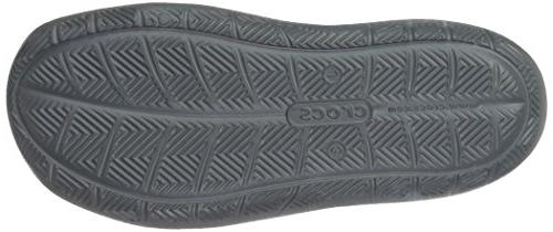 Crocs Sandal Flat, Ball 12 US Little Kid