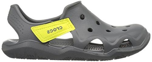 Crocs Sandal Slate Ball 12 US Little Kid