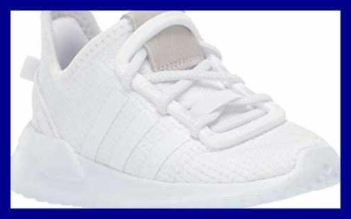 unisex u path running shoe white 6