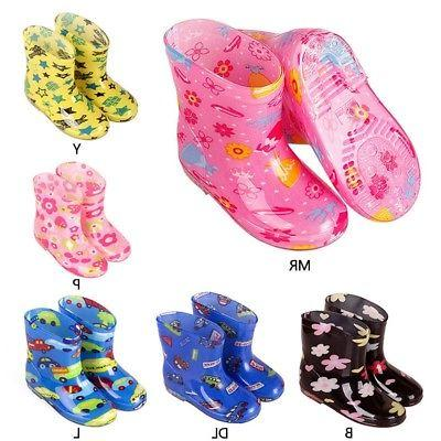 Waterproof Infant Baby Sandals Boy Girls Shoes