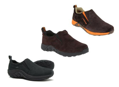 Merrell Youth Boys Jungle Moc Sport Casual Slip-On Shoes, 3
