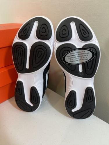 Youth Black/White Shoes 943305-006 Size