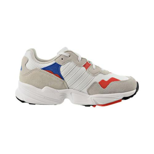 Adidas J Kids Shoes White/Active F35271