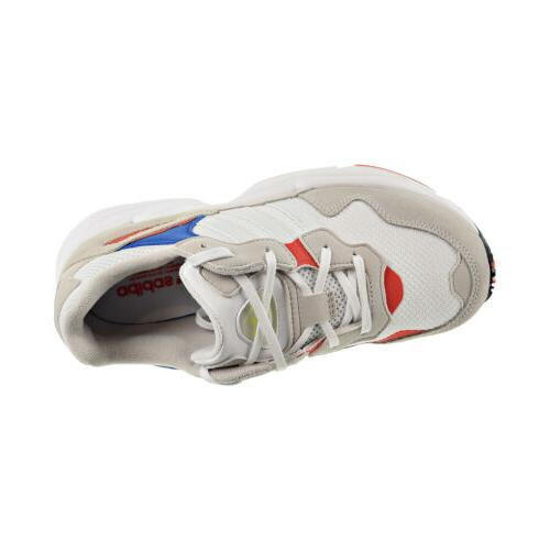 Adidas J Kids Cloud White-Active Red