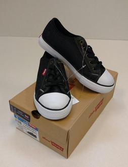 Levi's Kids BOYS Stan Buck C Black Denim Sneakers/Various Si