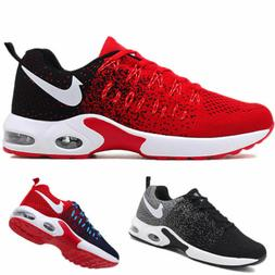 men s fashion running breathable shoes sports