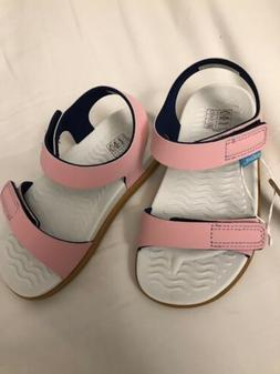 Native Kids Shoes Sandals Charley Toddler Girl Size C 10 Pri
