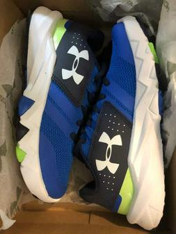 NEW Boy's Under Armour Shoes Size 12 12K 2 2Y Youth Kids UA
