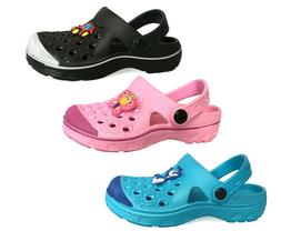 New Boys Girls' Clog with pins Beach Shower Pool Shoes Toddl