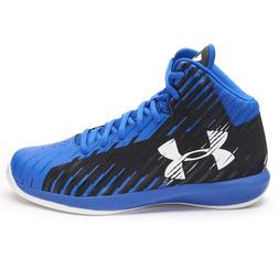 newest a8d8b 09ece New Under Armour Boys Jet Express Mid Basketball Shoes Kids
