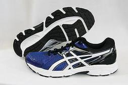 NEW Boys Kids Youth ASICS Gel Contend 2 C405N 5901 Blue Blac
