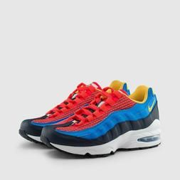 NEW KIDS NIKE AIR MAX 95 NOW SNEAKERS AV2289 600-MULTIPLE SI