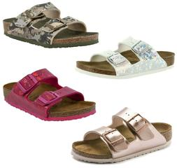 NEW Birkenstock Kids Unisex ARIZONA Girls Boys 2-Stripes Sum