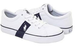 NEW Polo Ralph Lauren GILES Youth Boys Sz 2.5 Boat Shoes Lea