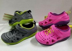 New Crocs Swiftwater Play Shoes Boys Girls SZ Toddler Youth