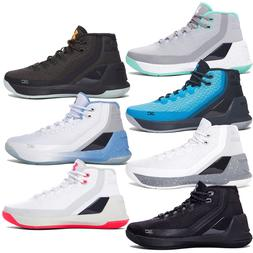 super popular 401c0 818a5 New Under Armour UA Stephen Curry 3 GS Youth Basketball Shoe