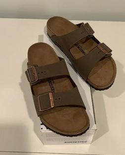 NEW UNISEX BIRKENSTOCK KIDS ARIZONA KIDS MOCHA 34 USA 3.0 NE