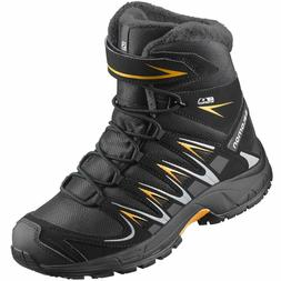 New Salomon Xa pro 3D Winter Ts Cswp Kids Winter Boots Snow