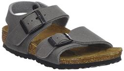 Birkenstock New York, Boys' Slingback Sling Back Sandals, Gr