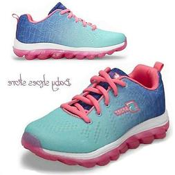 New Youth Kids Girls Sport By Sketchers Sneakers Athletic Ru