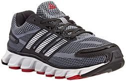 adidas Performance Powerblaze Running Shoe , Core Black/Silv