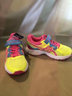 Asics Pre Contend 3 PS Kids Running Shoes, Size 1, NIB
