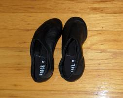 BLOCH Pulse Split Sole Jazz Shoe BLACK Size 11M Kids Not Tru