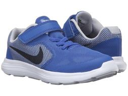 NIKE REVOLUTION 3 PSV KID'S SHOES ASSORTED SIZES NEW IN BOX