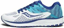 Saucony Ride Running Shoes Athletic Sneakers NEW Youth 2 Whi