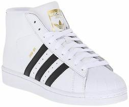 Adidas S85962: Originals Pro Model J Big Kids' Sneakers Whit
